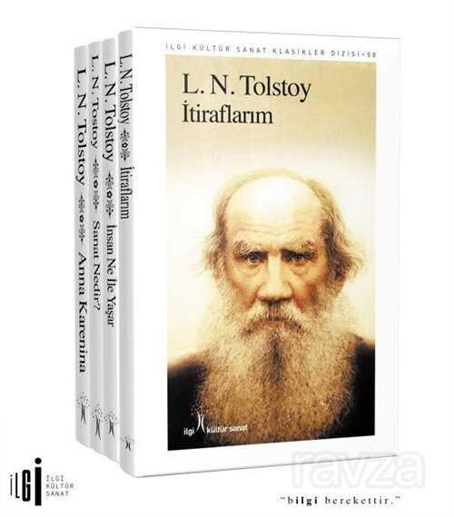 Tolstoy Set ( 4 Kitap )