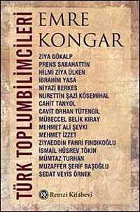 Türk Toplumbilimcileri (İki Cilt Bir Arada)