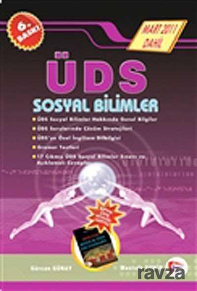 Pelikan Tıp Teknik Yayınları - ÜDS Sosyal Bilimler (KPDS