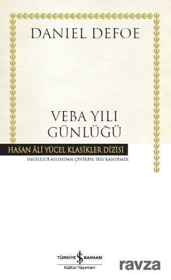 İş Bankası Yayınları - Veba Yılı Günlüğü (Karton Kapak)