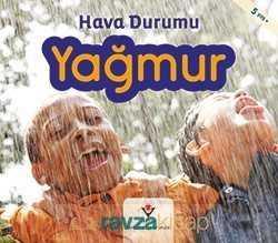 Tübitak Yayınları - Yağmur - Hava Durumu